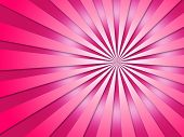 image of dizziness  - Striped Tunnel Background Showing Dizzy Perspective Or Speeding Artwork - JPG