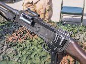 Assault Rifle Dutch Military