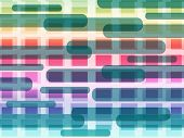 picture of oblong  - Colorful Shapes Background Meaning Squares And Oblongs - JPG