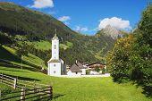 Zillertal, Austrian Alps