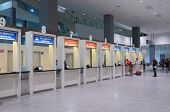 Kuala Lumpur International Airport 2 Bus ticket office