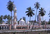 Masjid Jamek Mosque Kuala Lumpur