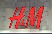 H&M Swedish clothes retailer logo