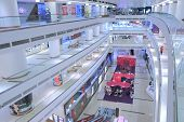 Avenue K Shopping mall Kuala Lumour