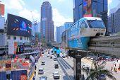 Bukit Bintang Kuala Lumpur Malaysia