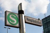 Hauptbahnhof Subway Station