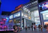 PAVILION Shopping mall Kuala Lumpur