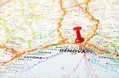 Genova,italy    Map