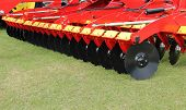 Disc Harrow Trailer.