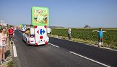 Carrefour Truck