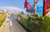 Tour De France Rainbow