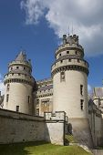 Pierrefonds Castle, Picardy, France