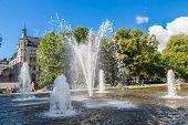 Fountain In Oslo