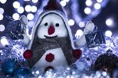 Snowman 6 Brought Christmas Gifts