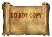 Do Not Copy