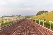 Horse Racing Training Tracks
