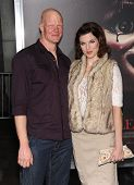 LOS ANGELES - SEP 29:  Derek Mears arrives to the