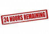 Twenty Four Hours Remaining