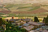 Montalchino's Suburbs