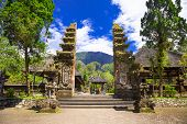 ancient temples of Bali, Indonesia