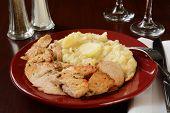 Turkey And Potatoes