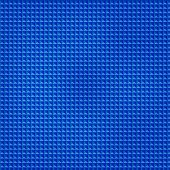 Vector Abstract geometry triangles bright blue pattern.