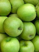 Fruit  Apples  Green