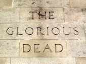 'The Glorious Dead' The Cenotaph