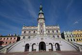 Zamosc - Town Hall