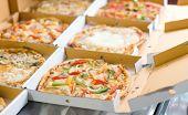 Pizza In Box