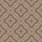 Contrast Lacy Seamless Pattern