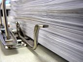 Documents Pile