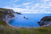 Man 'o' War Bay Lulworth Cove Dorset