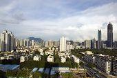 Shenzhen Stadtansicht, Luohu District