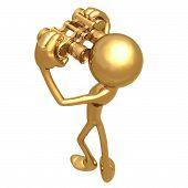 Looking Through Golden Binoculars