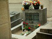 France Paris Jim Morrison'S Grave