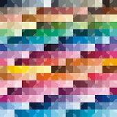 Abstract Colorful Background - 512 Colors Combination - Attractive Random Colors Wrapping
