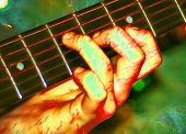 Music Guitar Player