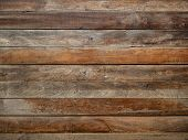 Old Vintage Blank Wood Material Texture Background poster