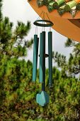 picture of windchime  - This is the photo of wind chime