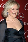 LOS ANGELES - JAN 7:  Glenn Close arrives at the 2012 Palm Springs International Film Festival Gala