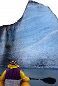 Kayaking: Valdez Glacier
