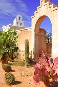 San Xavier El Bac Mission