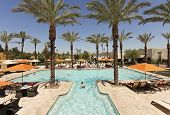 A Pool At The Wigwam, Litchfield Park, Arizona