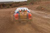 Portalegre, Portugal - November 3: Vladimir Vasilyev Drives A Mini All4Racing In Baja 500, Integrate