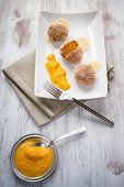 Arancini Rice And Pumpkin