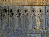 Relief in Persepolis