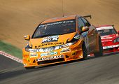 Honda Civic e Integra Btcc