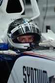 Bmw Sauber F1 Team Sebastian Vettel F1.07 Germany Sepang Malaysia 2007
