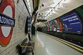 Paddington Tube